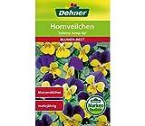 "Dehner Blumen-Saatgut, Hornveilchen, ""Johnny Jump Up"", 5er Pack (5 x 2 g)"