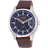 [ヒューゴ ボス] 腕時計 1550002 メンズ 並行輸入品 ブラウン