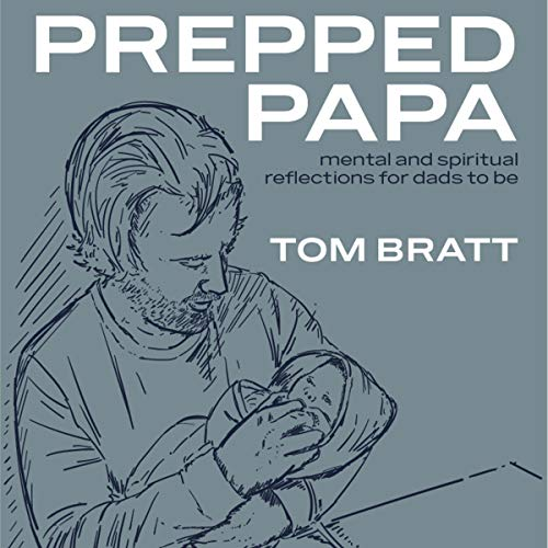 Prepped Papa audiobook cover art