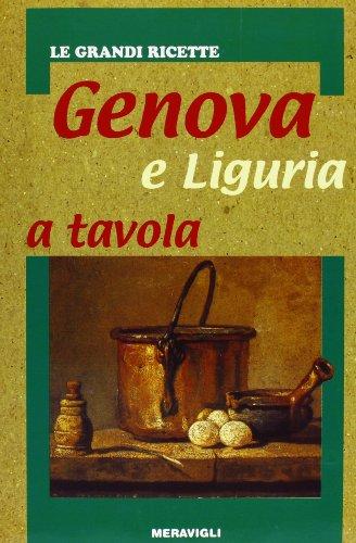 Genova e Liguria a tavola