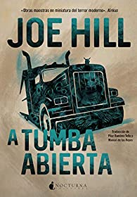 A tumba abierta par  Joe Hill