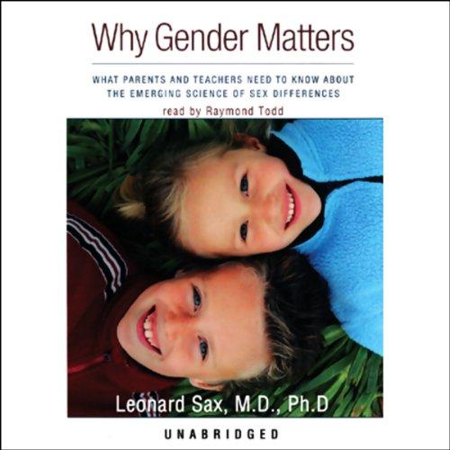 Why Gender Matters  Audiolibri