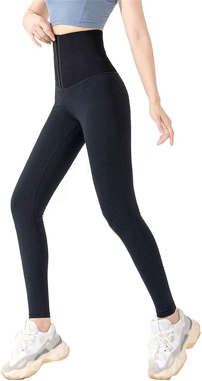 Financial sales sale QTYJS Women High Waist Leggings Fitness Sports Manufacturer OFFicial shop Tummy Control Leg