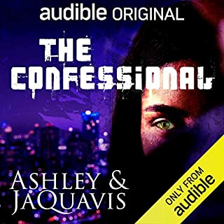 The Confessional audiobook cover art