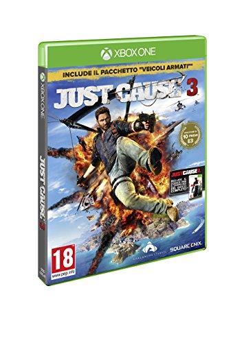 Xbox One - Just Cause 3 - [PAL EU - NO NTSC]
