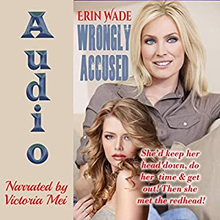 Wrongly Accused audiobook cover art