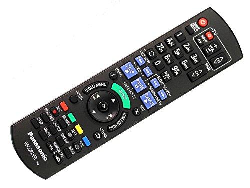 Panasonic N2QAYB001047 Fernbedienung für DMR-BCT650, DMR-BST650, DMR-EX97