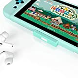 Bluetooth Adapter for Switch Lite(Case Friendly) - Vivefox Bluetooth 5.0 USB C Audio Transmitter Adapter for Wireless Headphones aptX Low Latency on PC PS4 Mint Green