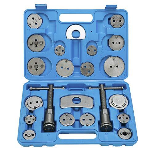 BMOT 23 TLG Set Bremskolbenrücksteller Universal Bremskolben Kolben Rücksteller KFZ Werkzeug Satz