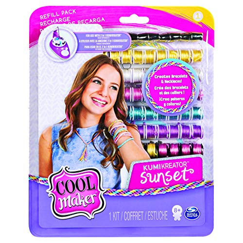 Cool Maker 6038304 - Kumi Kreator Nachfüllpackung - sortiert