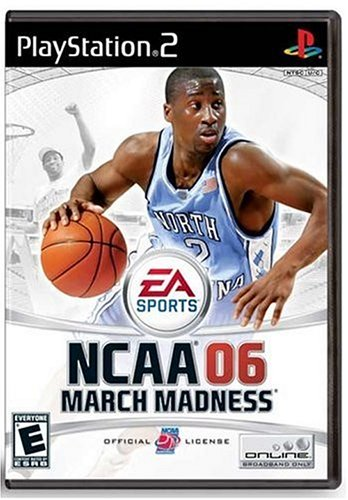 NCAA March Madness 06 - PlayStation 2