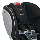 Image of Britax Advocate Clicktight Convertible Car Seat - 3 Layer Impact Protection - Rear & Forward Facing - 5 to 65 Pounds, Venti