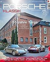 Porsche Klassik Sonderheft 2020 - 55 Jahre Targa: Solitaer: 67er 911 S Targa - Geburtstag 25 Jahre 993 Targa Typfrage: 964 Targa vs. Cabrio - So selten 924 Targa