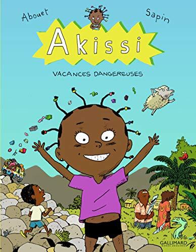 Akissi, 3 : Akissi: Vacances dangereuses