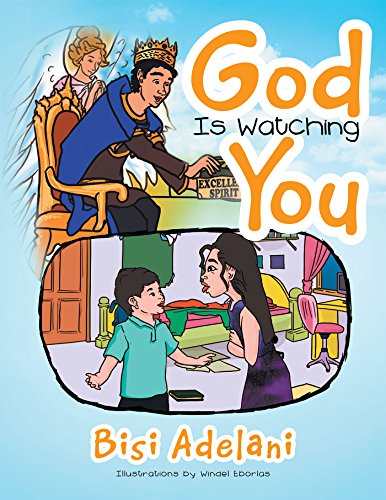 God Is Watching You (English Edition)