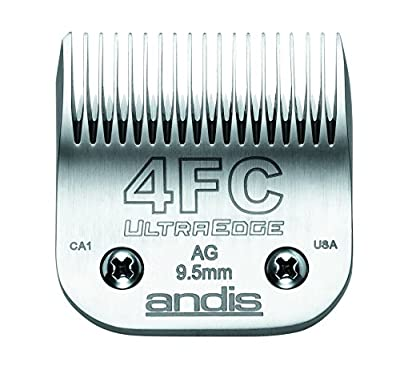Andis Ultra Edge Pet Clipper Blade, Size: 4 FC from Andis