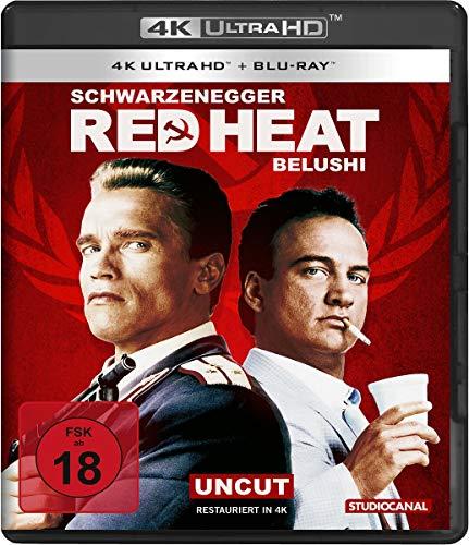 Red Heat - Uncut (4K Ultra HD) (+ Blu-ray 2D)