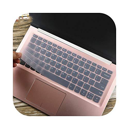 Teclado de silicona transparente para Lenovo Ideapad 330s 530s Miix 630 Yoga 530 530s 530 14ikb Yoga 730730s 530 cubierta de teclado