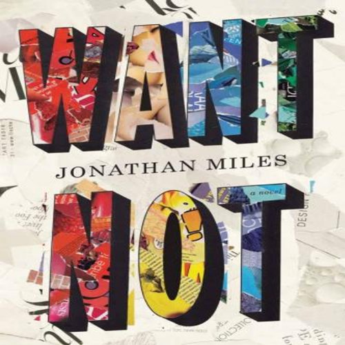 Want Not audiobook cover art