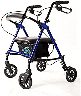 invacare rollator walker with seat