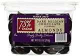 Trader Joe's 73% Cocao Dark Belgian Chocolate Covered Almonds…