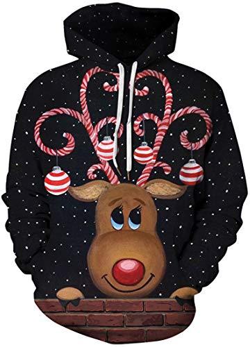 chaos world womens hoodie christmas