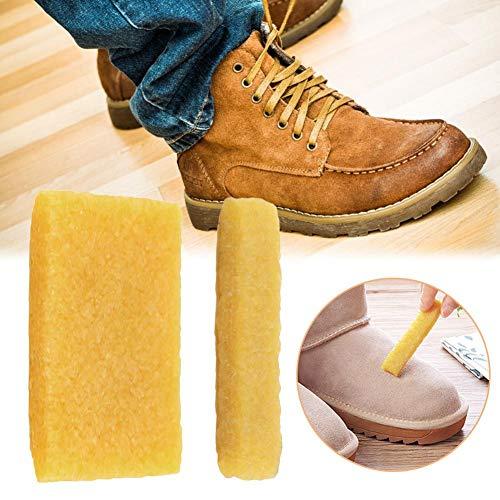 Bloque de limpieza abrasivo, 4 unidades, gamuza limpiadora