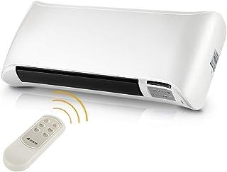Calentador YNN Calefactor de Control Remoto infrarrojo de cerámica de PTC Vertical de Escritorio - 2000W