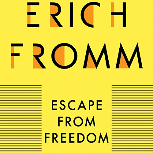 『Escape from Freedom』のカバーアート
