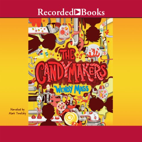 The Candymakers audiobook cover art