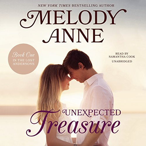 Unexpected Treasure audiobook cover art