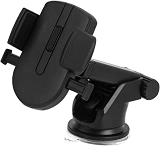 Sonmer Universal Car Dashboard Windshield Cell Phone Automatic Lock Mount Holder,360° Rotation