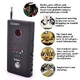 Rilevatore di microspie, frequenze RF, cimici, lenti di videocamere, tracciatori gsm, prodotto in Regno Unito