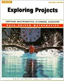 Exploring Projects: Planning and Conducting Surveys and Experiments