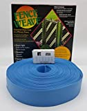 Pexco Original Brand Fence Weave 250' Roll - Made in The USA! (Light Blue)