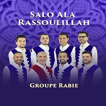 Salo Ala Rassoulillah