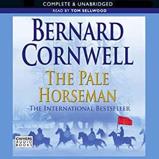 The Pale Horseman     Saxon Chronicles, Book 2              By:                                                                                                                                 Bernard Cornwell                               Narrated by:                                                                                                                                 Tom Sellwood                      Length: 14 hrs and 31 mins     162 ratings     Overall 4.5