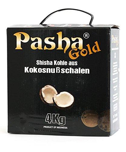 Pasha Gold Kokoskohle 4kg