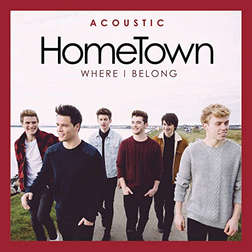 Where I Belong (Acoustic)