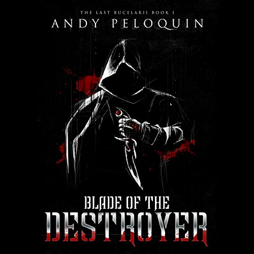 Blade of the Destroyer audiobook cover art