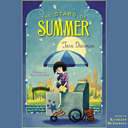 The Stars of Summer audiobook cover art