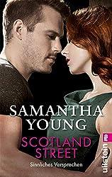 """Scotland Street #Gewinnspiel + #Rezension: """"Scotland Street - Sinnliches Versprechen"""" von Samantha Young"""