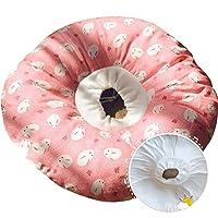 猫、犬の錐 エリザベスカラーペット保護ヘッドギア猫と犬の不妊手術アンチバイトアンチリックアンチスクラッチ恥サークル (Color : Style2, Size : Large)