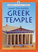 Make This Model Greek Temple (Usborne Cut-Out Models Series)