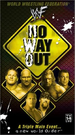 WWF No Way Out 2002 [VHS]