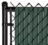SoliTube Slat Privacy Inserts for Chain-Link...