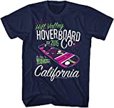 Funny Hill Valley Hoverboard Car Marty T-Shirt Gift For Back To The Science Fiction Film Future 80S Lover