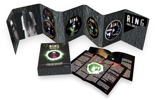 Ring Universum - High-Bit Edition (5 DVDs)