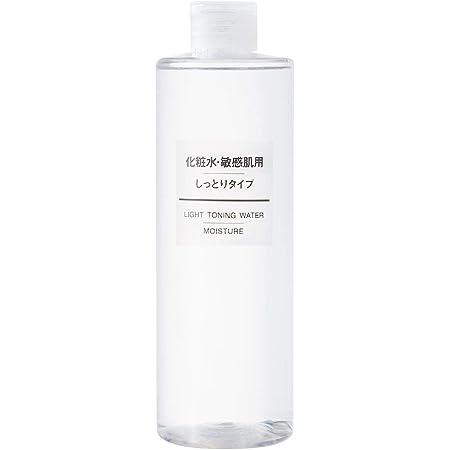 無印良品 化粧水・敏感肌用・しっとりタイプ(大容量) 400ml 76448334