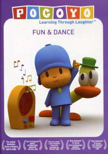 Pocoyo: Fun & Dance With Pocoyo [DVD] [Region 1] [NTSC] [US Import]